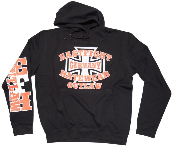East Fight Heatwear Kapuzensweat Outlaw