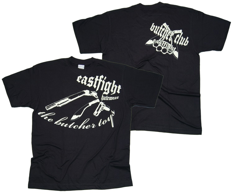 Eastfight T-Shirt the butcher toys