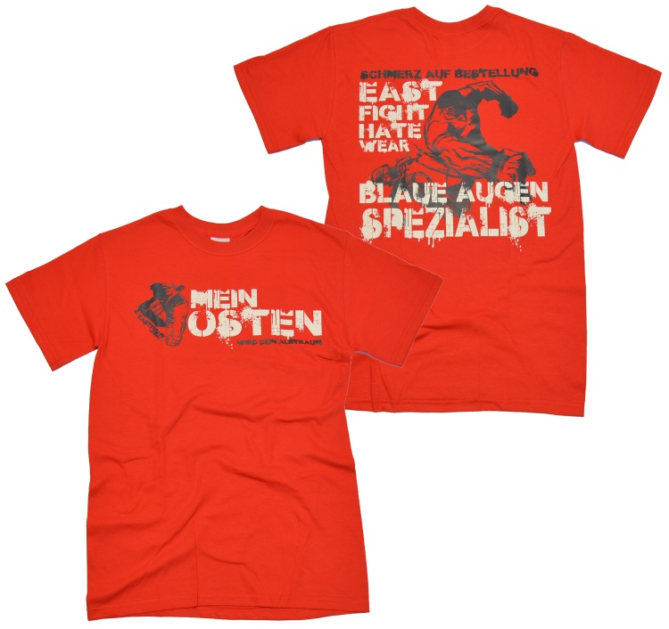 Eastfight T-Shirt Mein Osten