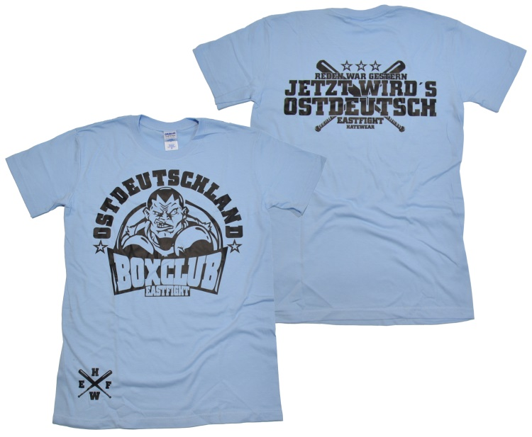 Eastfight T-Shirt Boxclub