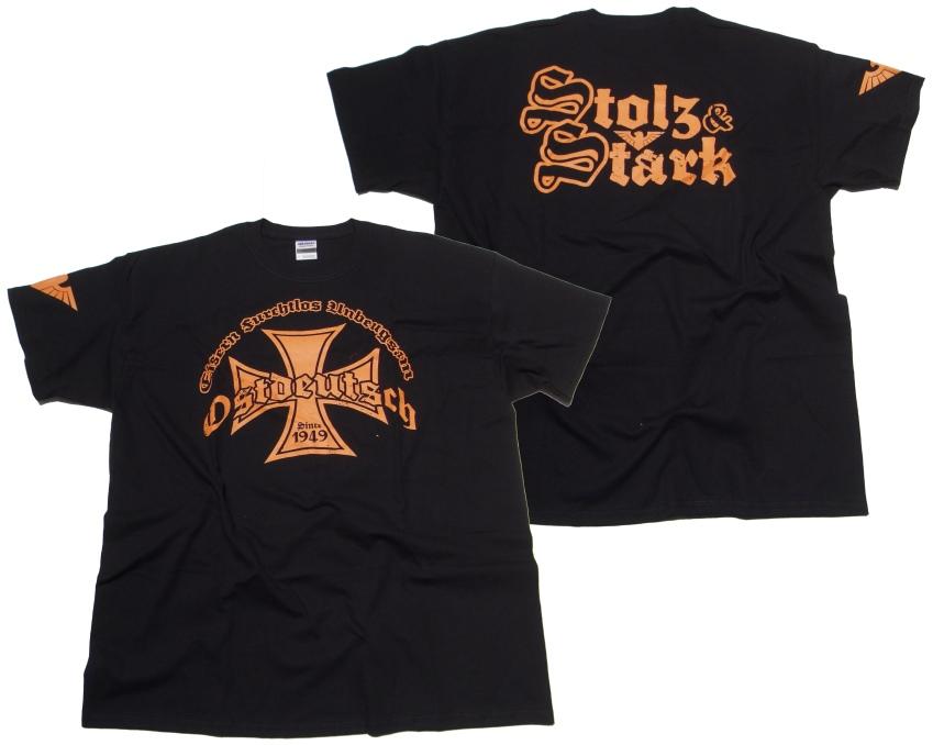 Eastfight T-Shirt Ostdeutsch III