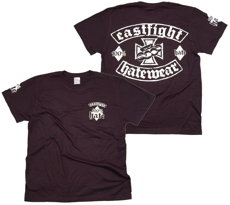T-Shirt Eastfight Hatewear