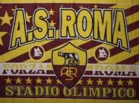 Fahne AS Roma