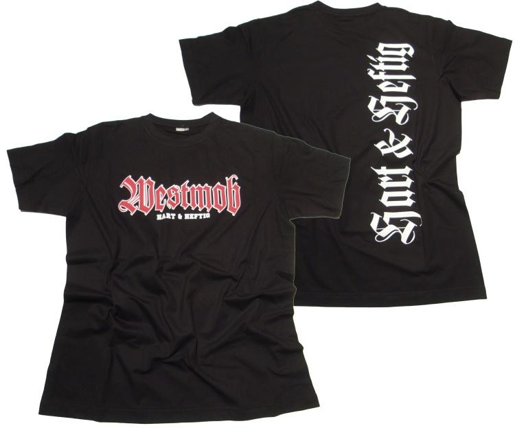T-Shirt Westmob