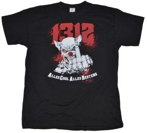 T-Shirt Alles Cool Alles Bestens ACAB RU