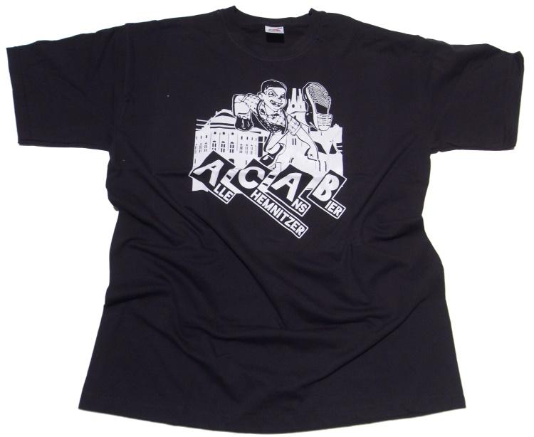 T-Shirt Alle Chemnitzer ans Bier