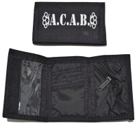Geldbörse ACAB Knuckle