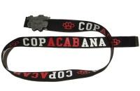 Spaß kostet Stoffgürtel CopACABana