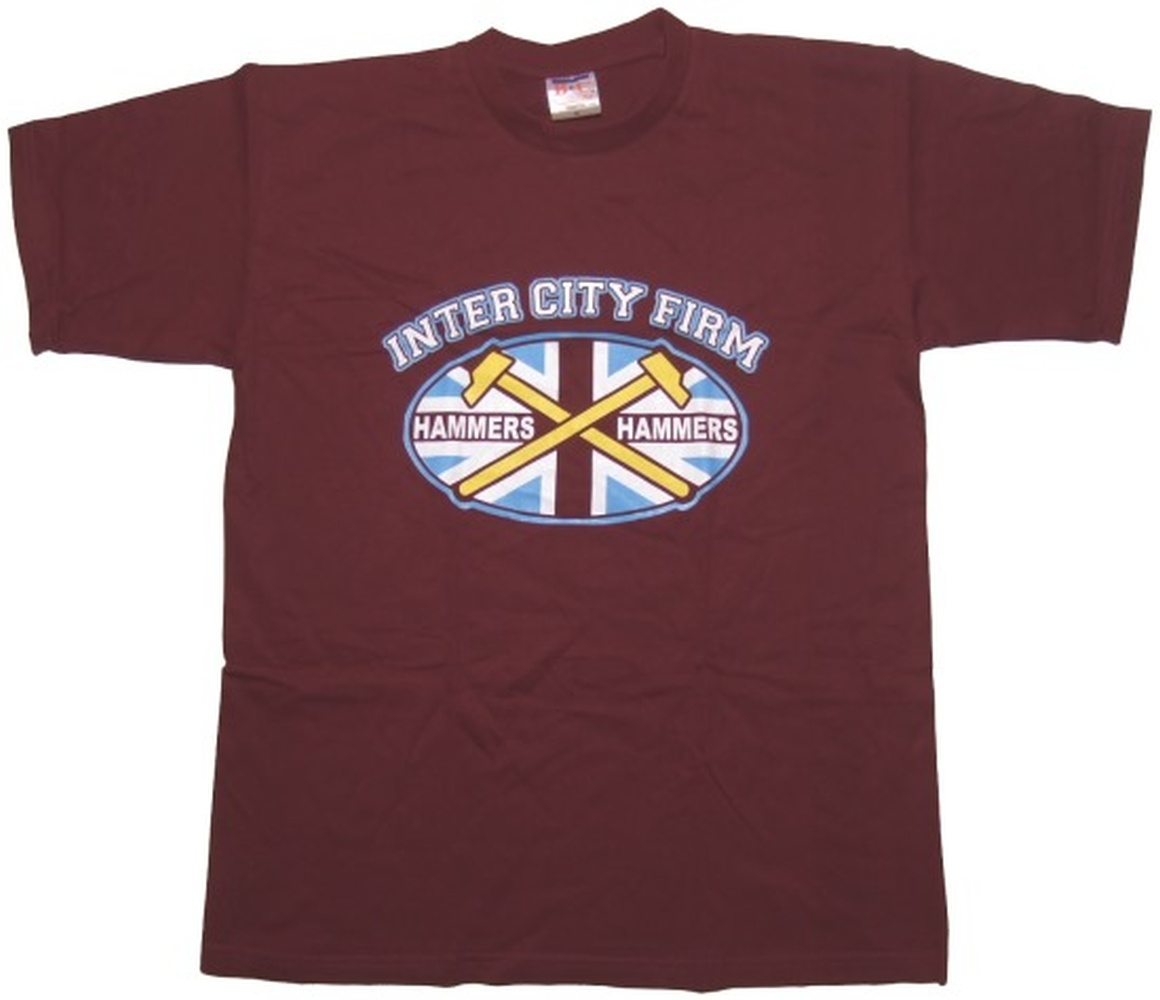 T-Shirt Inter City Firm