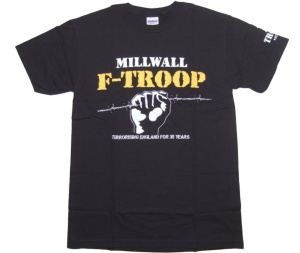 T-Shirt Millwall F-Troop