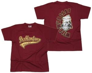 T-Shirt Problemfans Ostdeutschland