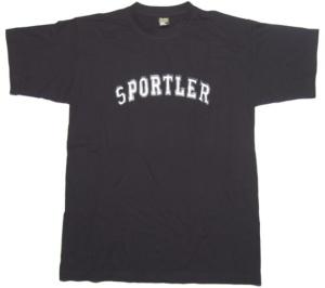 T-Shirt Sportler