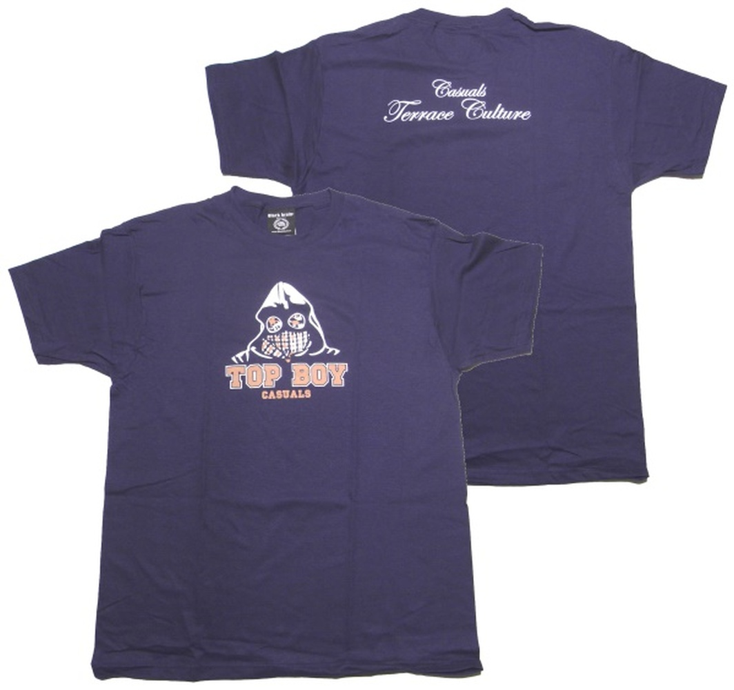 T-Shirt Casuals Top Boy
