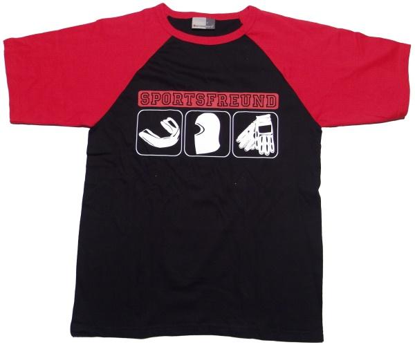 T-Shirt Sportsfreund