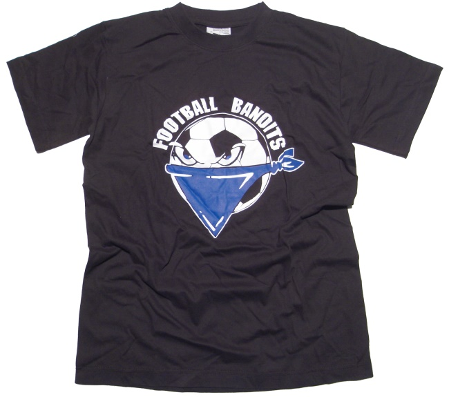 T-Shirt Football Bandits