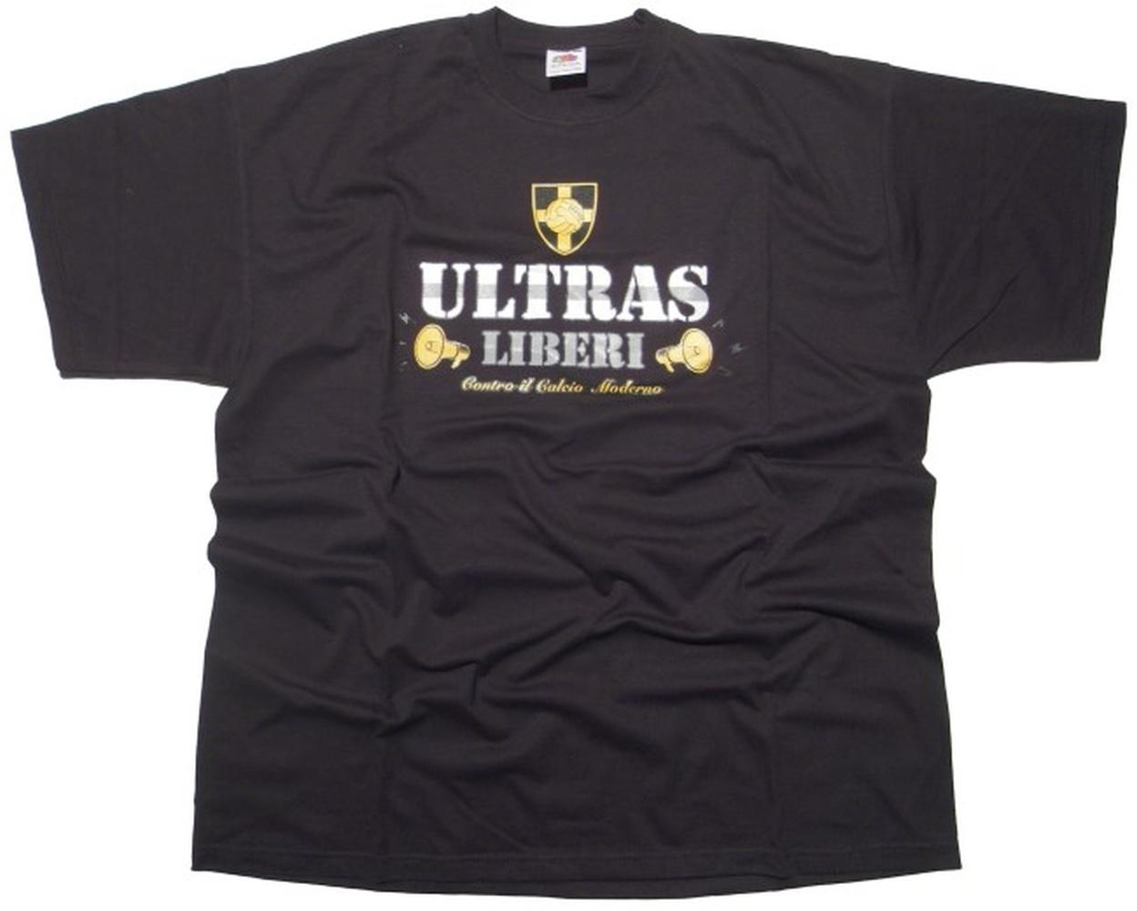 T-Shirt Ultras Liberi