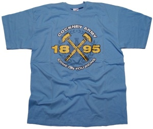 T-Shirt West Ham United 1895