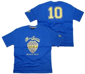T-Shirt Boca Juniors CABJ