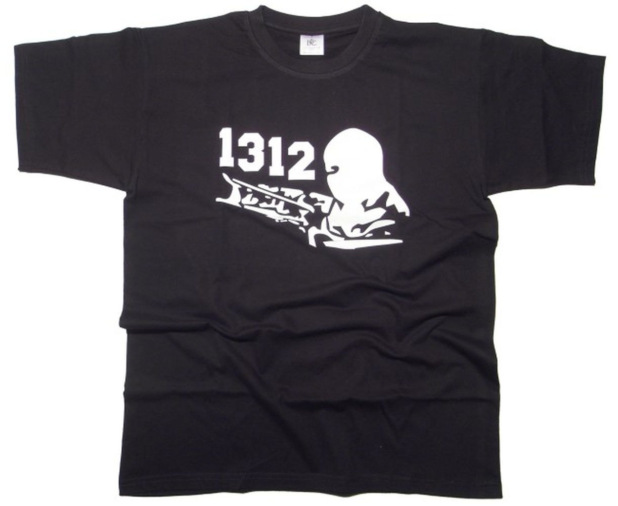 T-Shirt 1312 Zwille Extrem Style