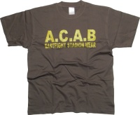 T-Shirt A.C.A.B. Eastfight Stadionwear