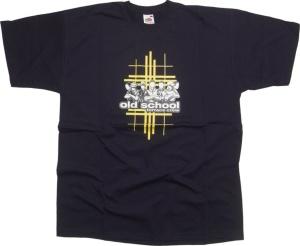 T-Shirt Old School Terrace Crew