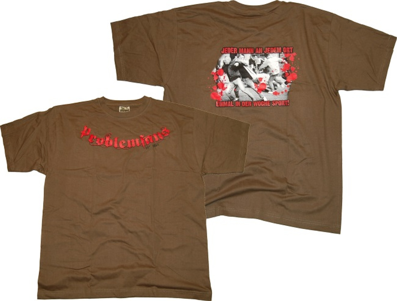 T-Shirt Problemfans