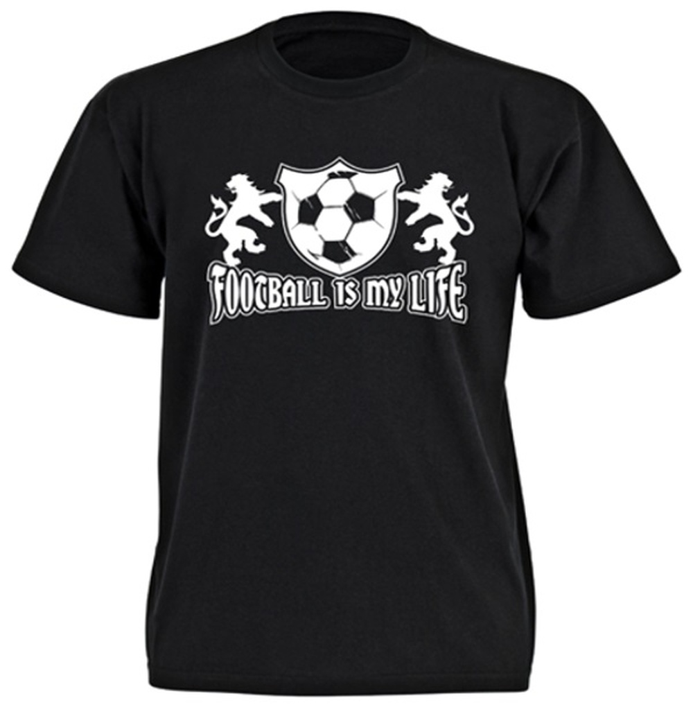 T-Shirt Football is my life