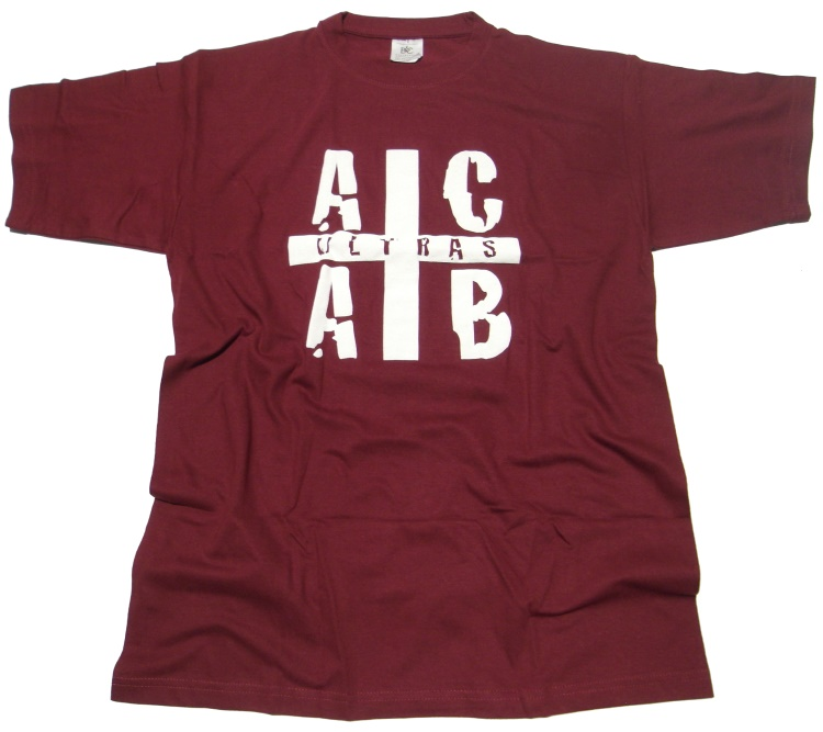 T-Shirt Ultras ACAB