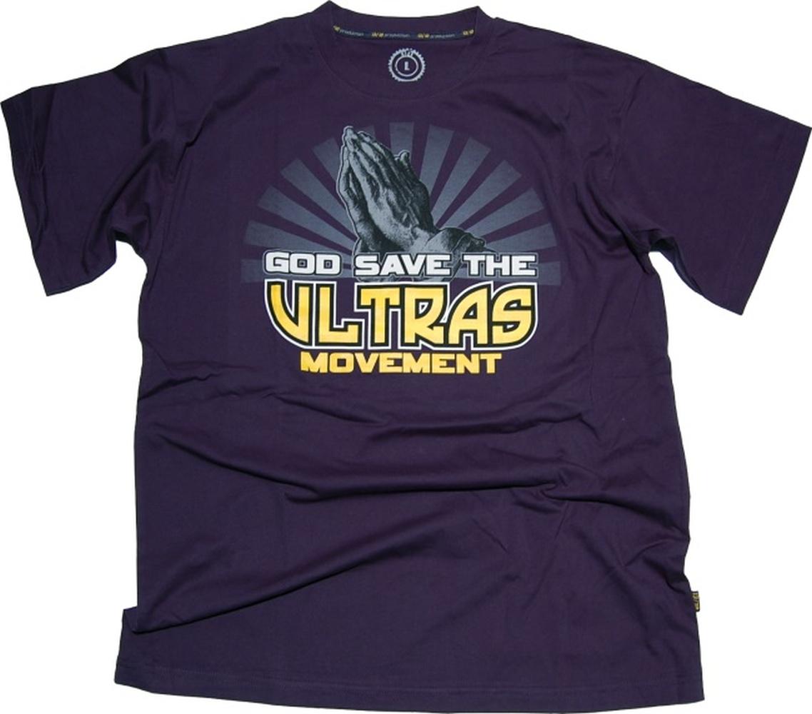 T-Shirt Ultras Movement
