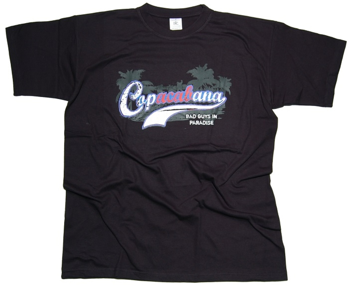 T-Shirt Copacabana Bad Guys