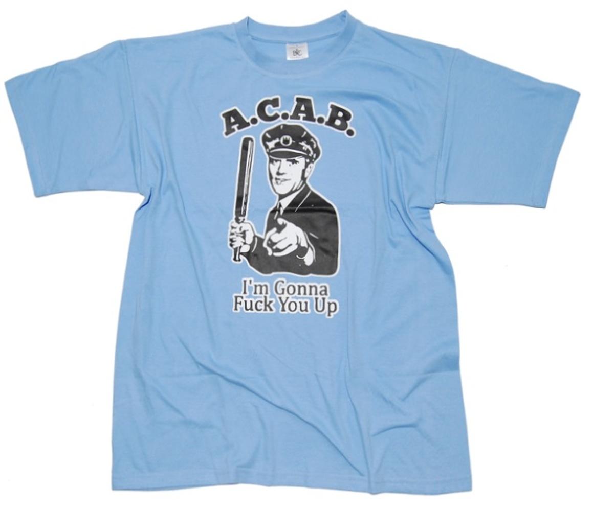 T-Shirt A.C.A.B. Vintage