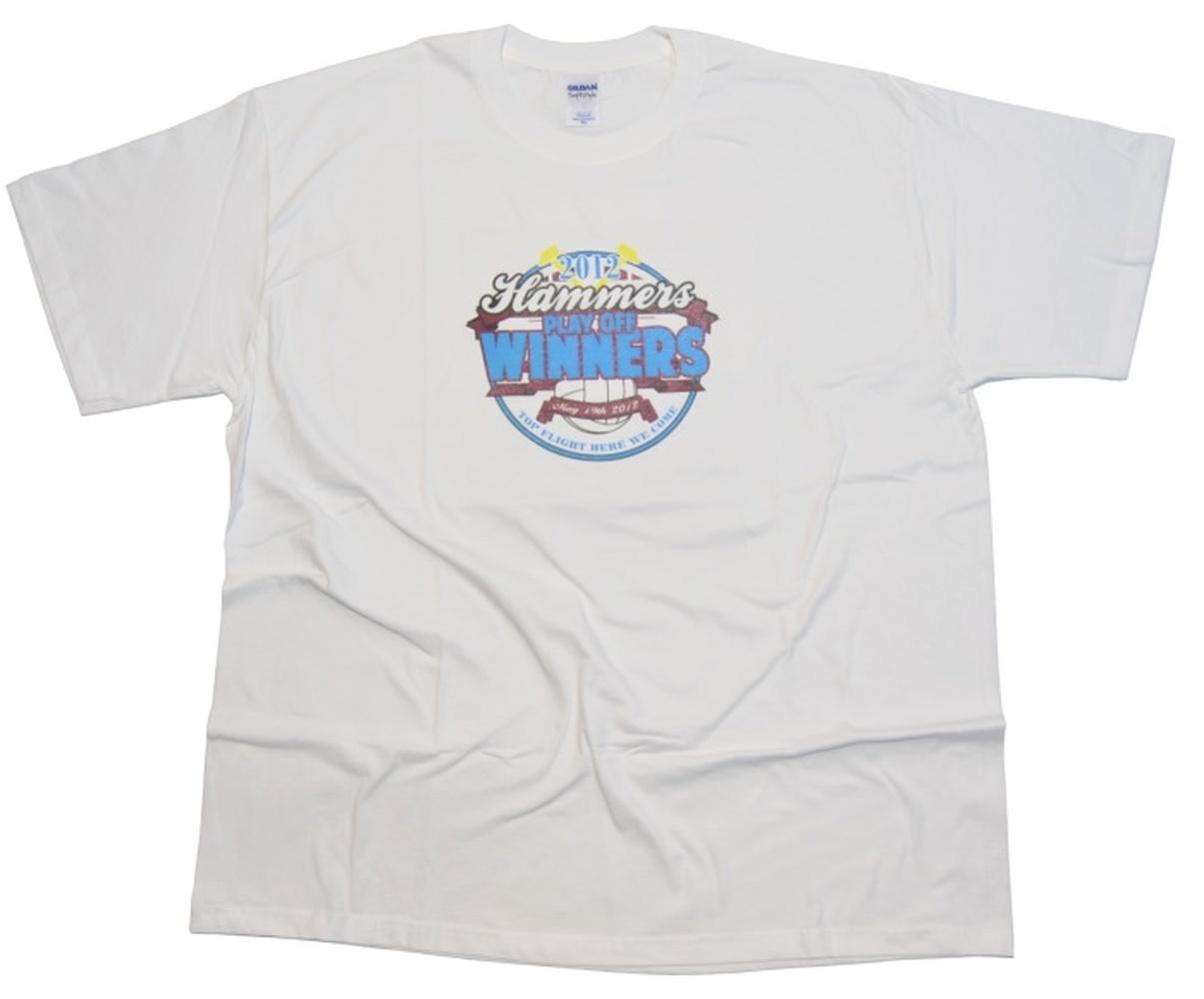 T-Shirt West Ham Supporter Shirt