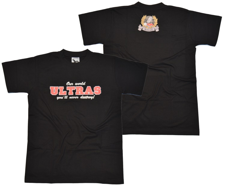 T-Shirt Ultras Our World