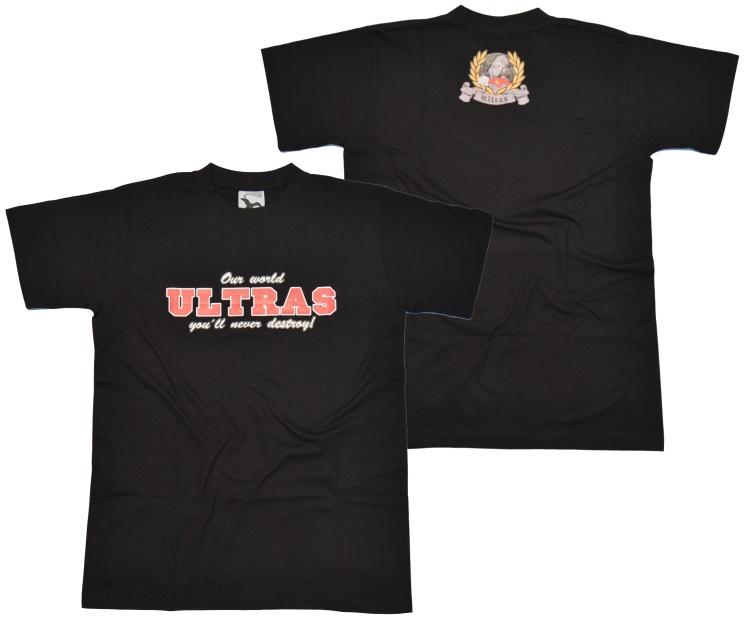 T-Shirt Ultras Our World