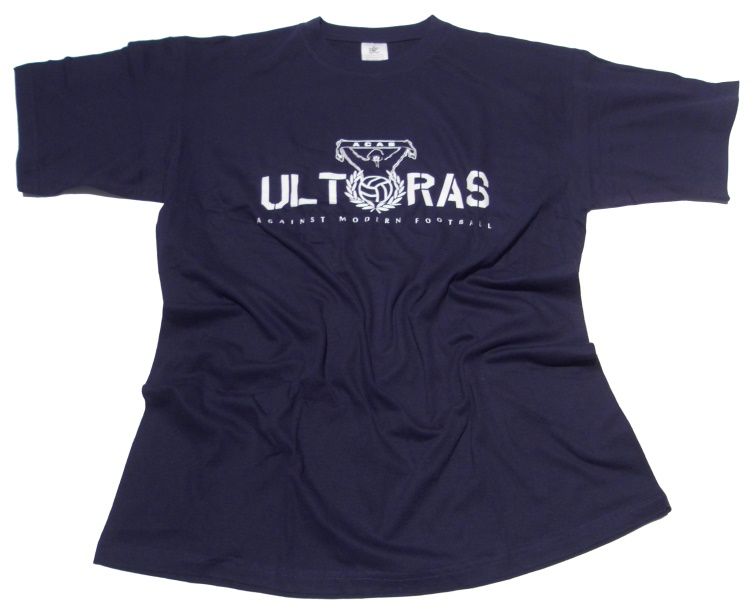 T-Shirt Ultras Against Modern Football