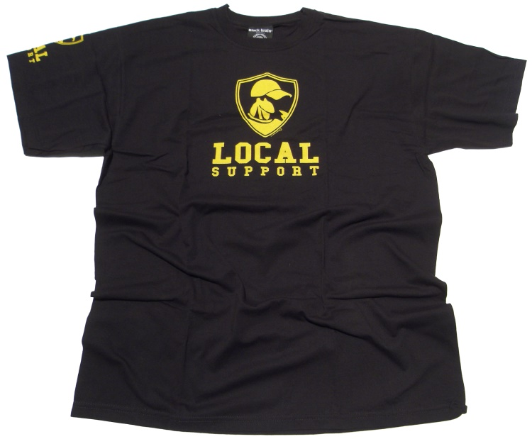 T-Shirt Local Support