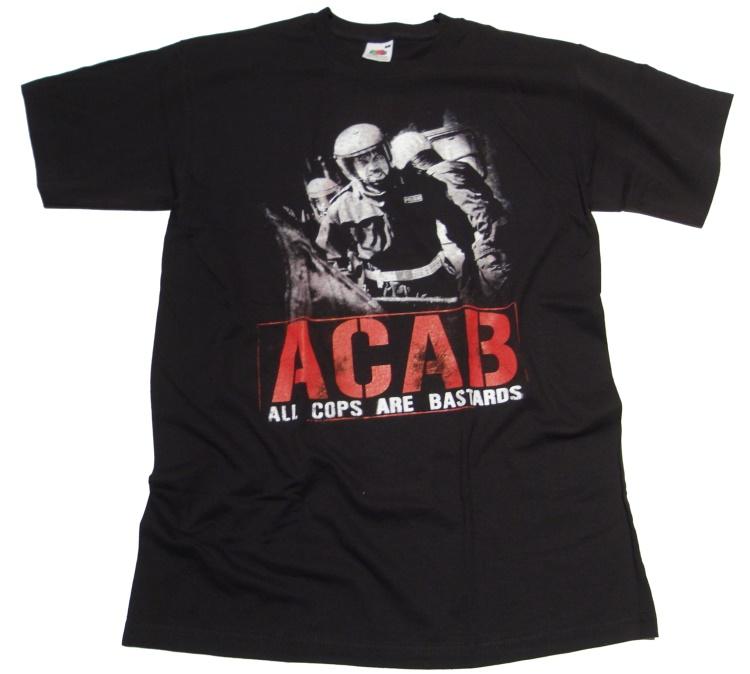 T-Shirt ACAB All Cops...