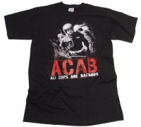 T-Shirt ACAB All Cops...
