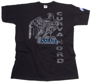 T-Shirt Lazio Curva Nord