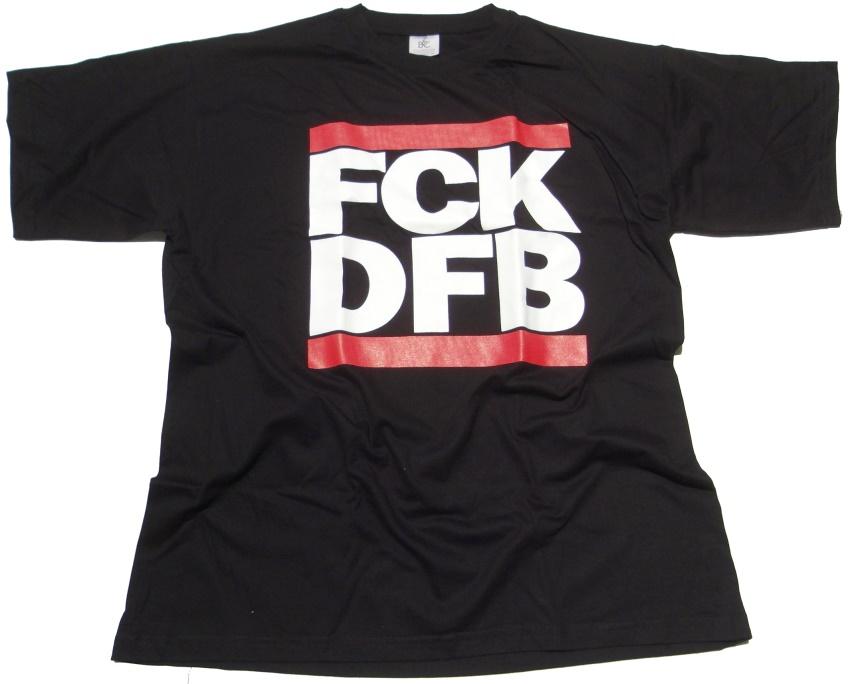 T-Shirt FCK DFB