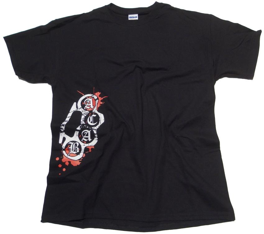T-Shirt ACAB Knuckle