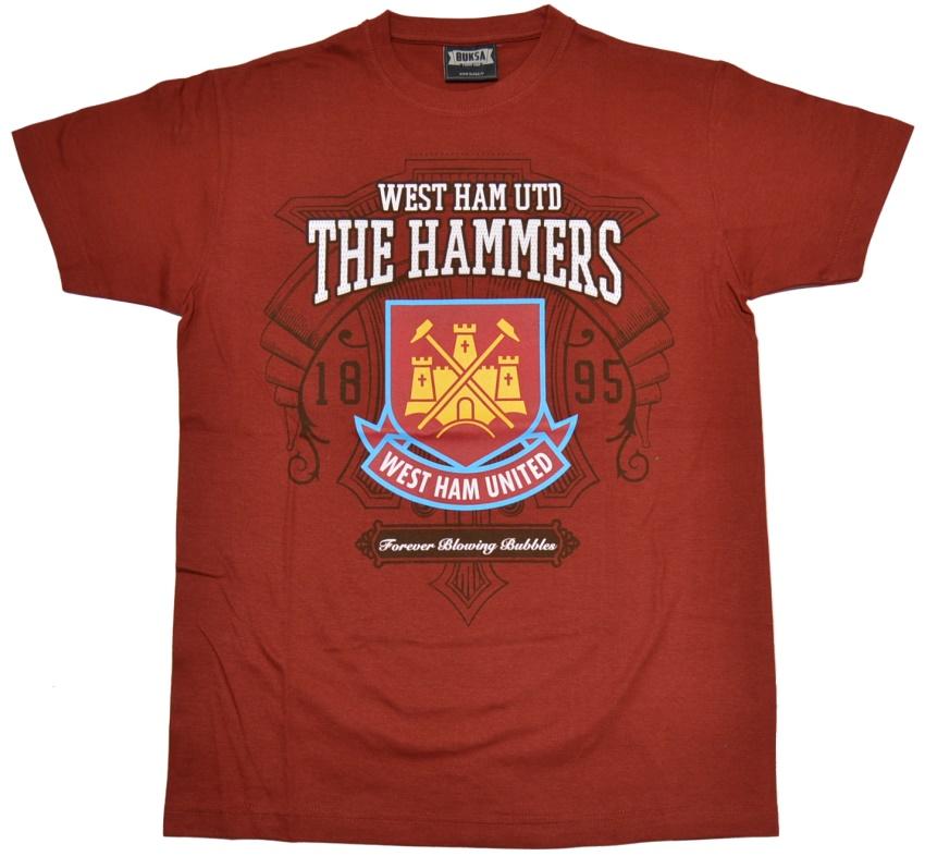 T-Shirt West Ham UTD