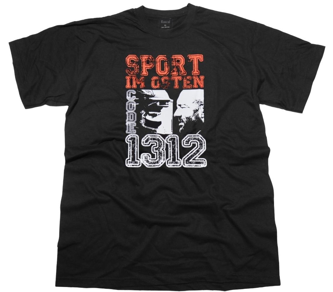 T-Shirt Sport im Osten CODE 1312