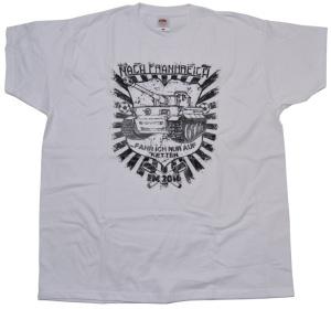 T-Shirt E-M 2016 Nach Frankreich nur auf Ketten II