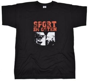 T-Shirt Sport im Osten G513