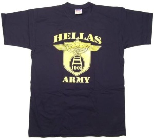 T-Shirt Hellas Army