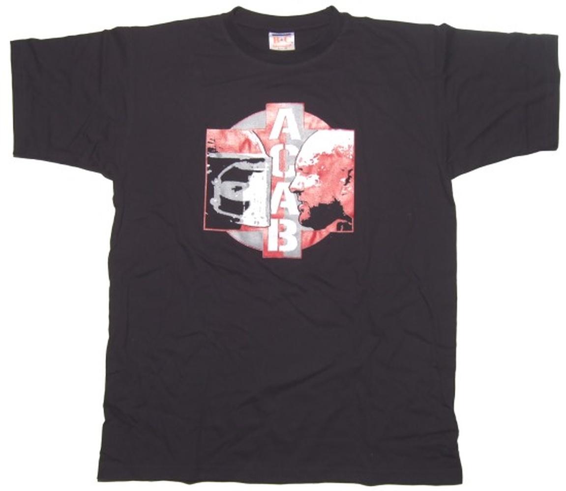 T-Shirt ACAB FACE