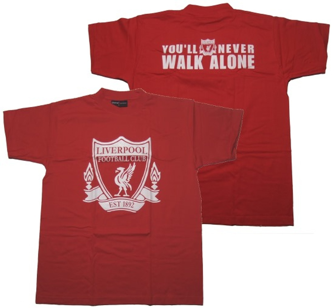 Liverpool Footballclub T-Shirt