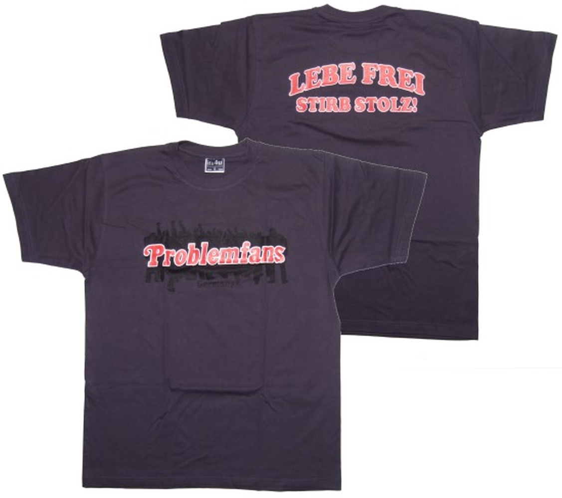 T-Shirt Problemfans Germany