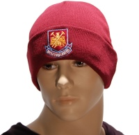 West Ham United Strickmütze